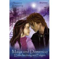 Buchcover Maya und Domenico