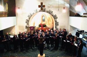 Lichter der Hoffnung - Chor